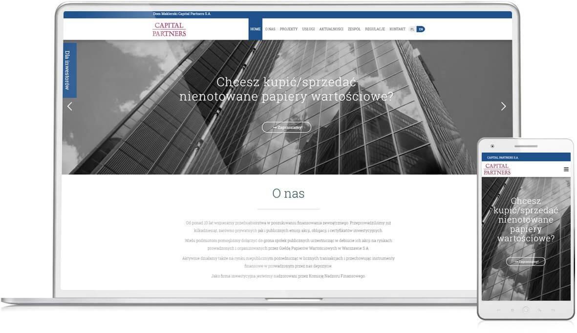 Dom Maklerski Capital Partners